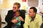 Johnny Bergius for The Elton John AIDS   Foundation