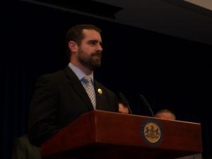 Rep. Brian Sims, D-Phila.