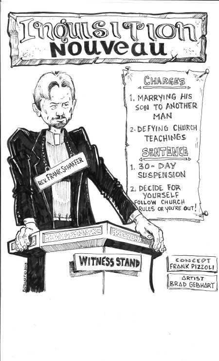 Central Voice Cartoon